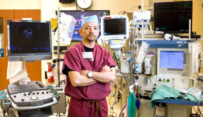 Anesthesiology technologists enhance OR contributions | MD Anderson ...