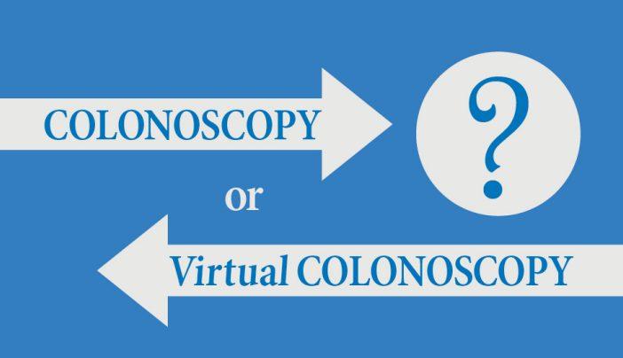 Get the Facts: Colonoscopy vs  Virtual Colonoscopy | MD